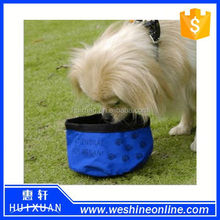 Factory Supply Pet Travel Water Bowl