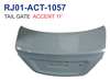 tail gate/trunk lid for hyundai accent blue 11/hyundai era , steel auto body parts supplier from baoying county,jiangsu.