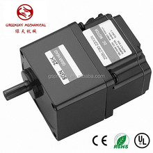 GS 110V 90w high torque low rpm brushless 90mm dc motor cycle