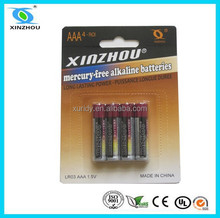China Top quality 1.5v dry cell battery