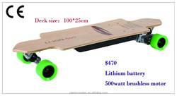 cheap wireless motorized board cheap electric skateboard longboard for sale