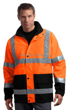 High visibility cheap new design safety uniform 2014