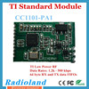 Texas Instruments CC1101 PA1 Wireless Connectivity/2.4g RF Wireless Transceiver Module/low cost rf transceiver module
