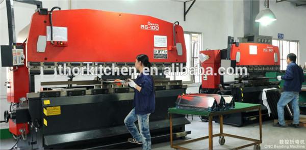 Custom Steel Workbench Stainless Steel Workbench