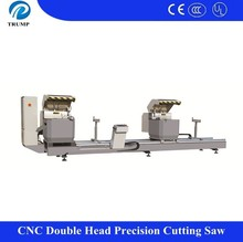 Double head precision saw cutting of aluminum and price / saw for cutting aluminum
