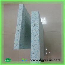 high quality sponge rebonded foam matresses