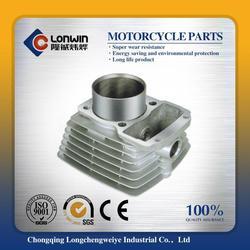 Professional cylinder block design motorcycle