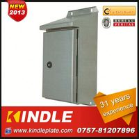 Kindle Custom metal wall distribution cabinet with 31 Years Experience Factory ISO9001:2008