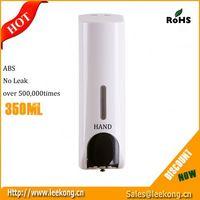 Fashionable liquid soap dispenser for bathroom&kitchen