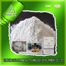 super bentonite powder thickeners for bleaching clay