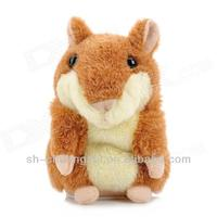 Mimicry Pet Talking Hamster Plush Toy for Kids