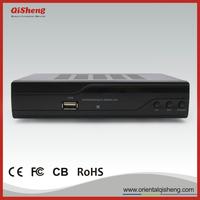 FTA DVB-T2 decoder mpeg4 h.264 for Spain/Hungary/France