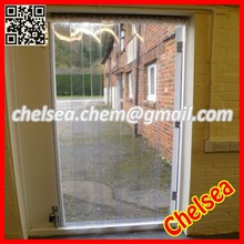 Cold room clear flexible transparent clear pvc door curtain