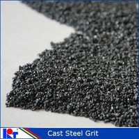 first grade brown fused alumina steel grit from direct factory