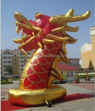 7.5M tall Giant inflatable dragon
