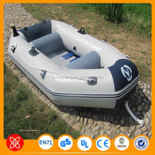 Chinese manufacturer best given price inflatable fishing boat for sale/ inflatable boat