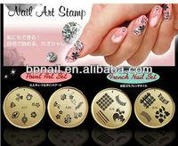 Professional Polish Nail DIY Design Nail Art Stamp Stamping Printer
