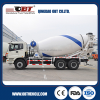 best selling new design concrete mixer semi trailer tank trailer truck trailer