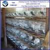 Best seller Cheap rabbit breeding cage /rabbit cages in animal cages(Factory)