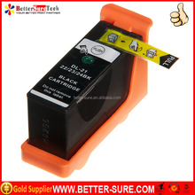 Excellent compatible dell 23 dell 24 21 22 ink cartridge compatible dell ink cartridge