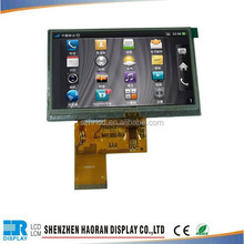 TFT Color LCD Display Module & CPB Adapter For 4.3inch Meter LCD