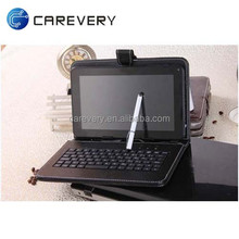 8GB quad core 9 inch cheap tablet pc with flashlight wifi bluetooth 3D games