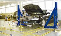 High quality car body repair bench quick repair UL-L133B (CE approved)