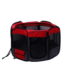 Cheap Fabric Pet Playpen Large Playpen with 8 Panels