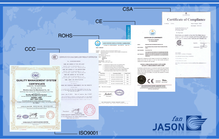 JasonFan certifications.jpg
