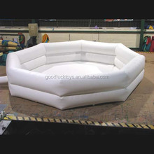 inflatable 5m Ball Pit / inflatable boucer/inflatable slide