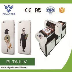 Eco solvent silicone cover printer,mobile phone skin printing machine