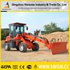 Fixed-spindle Power Shift Mini Wheel Loader Excavator Farm Tractors