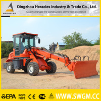 Fixed-spindle Power Shift Mini Wheel Loader Excavator Farm Tractors