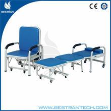 BT-CN001 Hospital furniture folding type hospital accompanier's chair