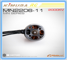 T - moteur MN2206 série moteur Brushless RC Quadcopter Hot vente Professional Brushless RC moteur