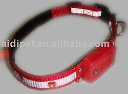 Collars, flashing and reflective dog collars,dog products
