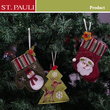 bulk selling fashion new holiday tree decoration christmas felt ornament patterns