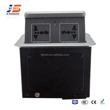 JS-226 CE Beijing Desk Hidden Pop Up electrical power box