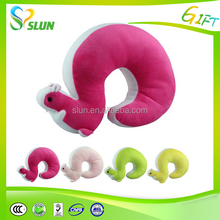Wholesale cheap price children cute travel neck pillow