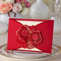 Whole size cheapest royal wedding invitation card