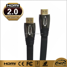 Top product cheapest HDMI Cable with Ethernet 1080P Full HD 4Kx2K with Braid