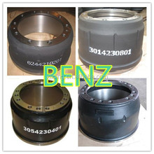 brake drum 3464230601 usd for mercedes benz heavy trucks parts