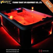 CE certification free massage tube mspa hot tub for 2 person(Beata)