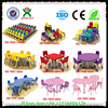 Children's Plastic Table and Chairs Used School Furniture Kindergarten Furniture Wholesale