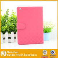 Multi function cheap PU leather protecting case for Ipad mini