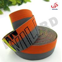 40MM colorful solf nylon elastic waistband elastic strap elastic tape elastic ribbon for garments