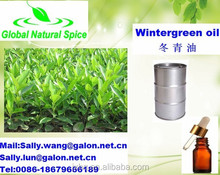 Wintergreen oil, Winter green oil, Gaultheria oil CAS 68917-75-9