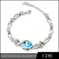 Women's fashion Anodized Aluminum Bracelets