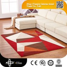 Elias brand red wool floor carpet price