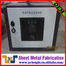 High quality sheet metal fabrication outdoor waterproof electric box